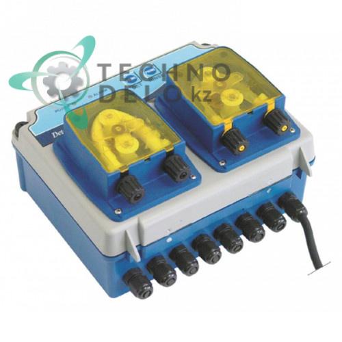 Дозатор насос двойной Seko Twin 30 24/115/230V ополаскиватель/моющее