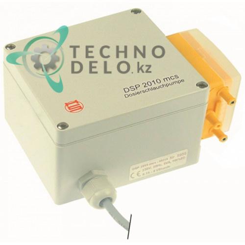 Дозатор насос Saier DSP 2010 mcs 6л/ч  230VAC IP65 моющее средство