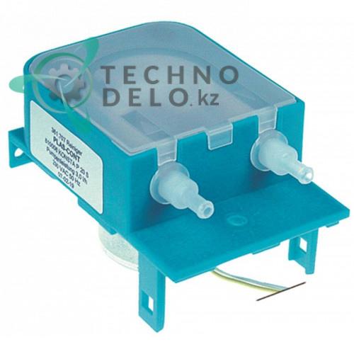 Дозатор насос PLAS-CONT Konsta PS20S сантопрен 230VAC 3л/ч моющее средство