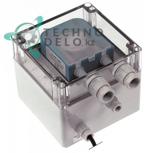 Дозатор насос PLAS-CONT Rego PS40RSIP IP65 230VAC 0,5-6 л/ч моющее средство