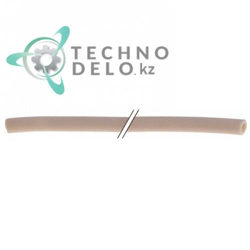 Шланг дозатора Microdos сантопрен (диаметр 4,8x8 мм L - 1000мм) для моющих средств
