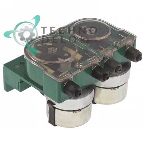 Дозатор Germac G650 3/0,6л/ч (ополаскиватель/моющее) шланг 4x6мм