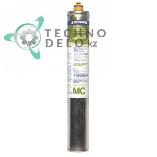 Фильтр водяной Everpure MC EV961256 EV961255 002278 378л/ч 0,5 мкм D-80мм H-530мм под тип головки QL2/QL3