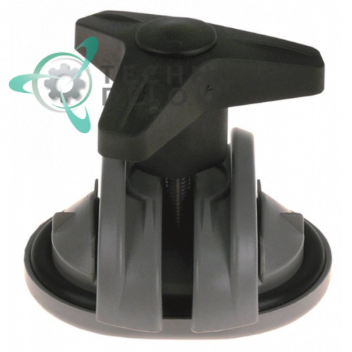 Крышка умягчителя воды PA66-GF30 тип LT-BP для Wega CMA, DVA, Astoria и др.