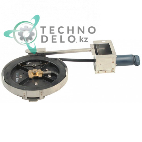 Душирующее устройство в комплекте 8655.2000 / 8655.2003 для Rational CCC101/61, CCD101/61, CCM101/61