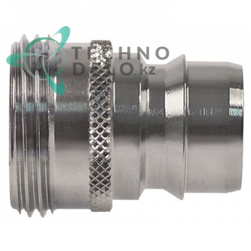 """Фитинг соединительный (коннектор) 3/4"""" внешняя резьба тип DN19 для моющего пистолета"""