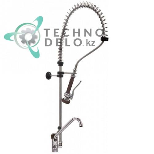 Душ ручной GASTROTOP CLASSIC Standard с однорычажным краном-смесителем 1/2 излив 200x185мм