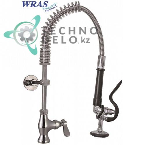 Душ ручной GASTROTOP SHORT LINE 1/2 H-515мм с настольным вентилем без поворотного излива