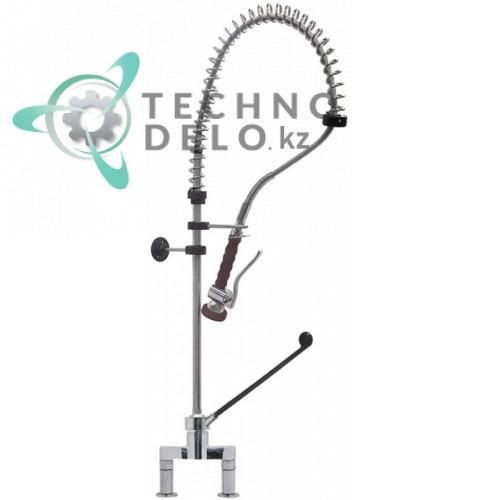 Душ ручной с моноблочным однорычажным краном-смесителем 1/2 GASTROTOP CLASSIC тип Standard 548932