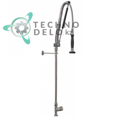 Душ ручной GEV PREMIUM PLUS AUTOMATIC Standard 3/4 1/2 для мойки без поворотного излива с настольным вентилем