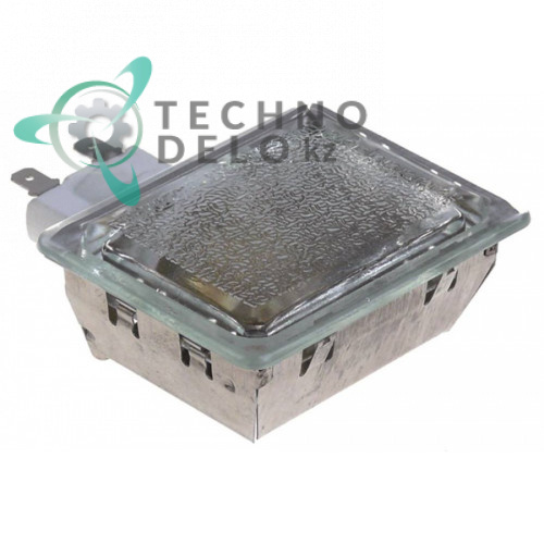Лампа в сборе (230В, 25Вт, E14) для печи CB, GMG, Piron, Tecnoinox, Apach и др.