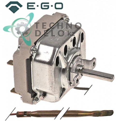 Термостат EGO 55.40083.010 / 100-450°C 4-pole 4NO 16A