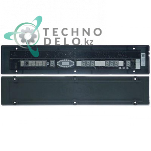 Плата электронная дисплей PE1740C для пароконвектомата UNOX XBC/XVC 5 серии