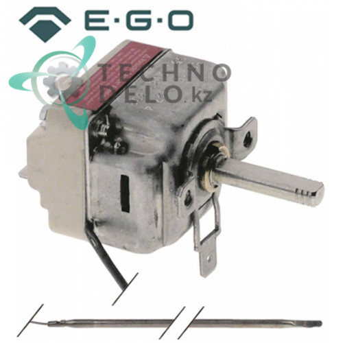 Термостат EGO 55.19082.802 / температура 75-500 °C 1 фаза для пицца-печей и др.