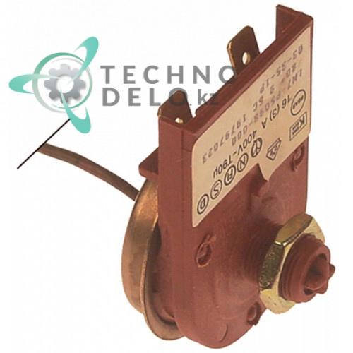 Термостат защитный Ranco LM7 P5098 80 °C 19797023 для Icematic, Scotsman, Simag и др.
