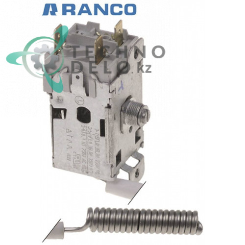 Термостат Ranco K22-L1074 / -19 до -1 °C для Icematic, Scotsman, Simag и др.