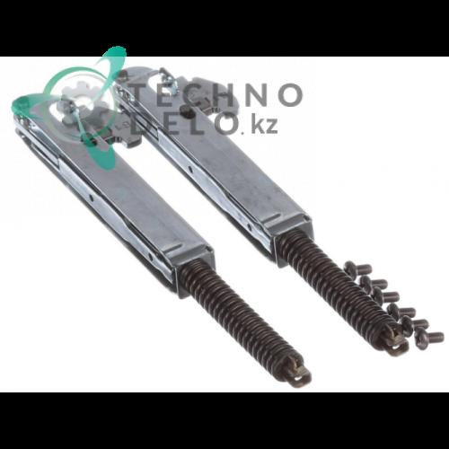 Комплект дверных петель для Unox XAF003, XF003 Roberta / арт. KCR1055A
