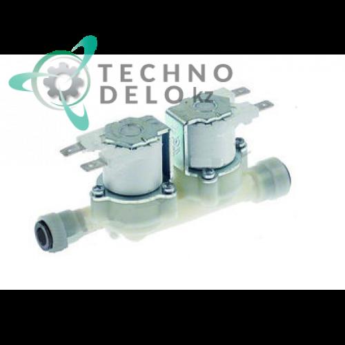 Клапан-соленоид для Unox XEBC, XEVC / арт. KEL1431A JG D8-D10