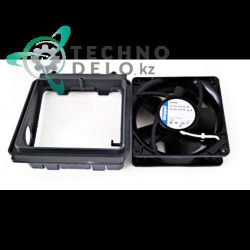 Вентилятор для Unox XB / арт. KVN1165A (кулер 120x120 мм, 230В)