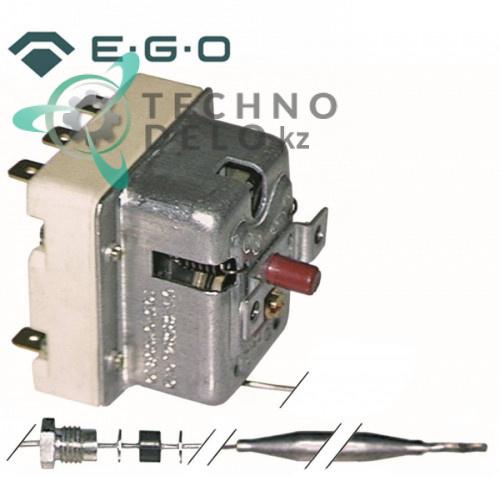 Термостат защитный EGO 55.32542.822 / температура отключения 232 °C 3 фазы